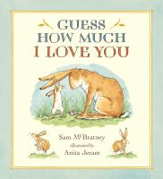 Cover image for Guess how much I love you