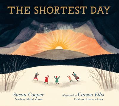 Cover image for The shortest day