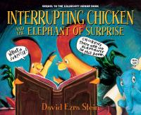 Cover image for Interrupting chicken and the elephant of surprise