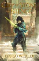 Cover image for City of stone and silence