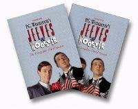 Cover image for Jeeves & Wooster : the complete series. Season three.