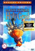 Cover image for Monty Python and the Holy Grail