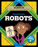 Cover image for Scratch code robots
