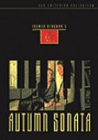 Cover image for Autumn sonata