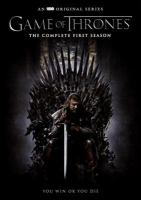 Cover image for Game of thrones. The complete first season