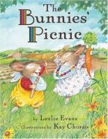 Cover image for The bunnies' picnic