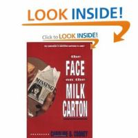 Cover image for The face on the milk carton