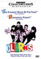 Cover image for Clerks