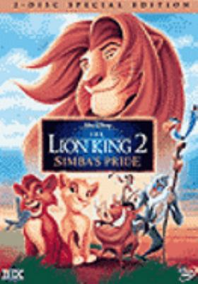 Cover image for The lion king. 2 : Simba's pride