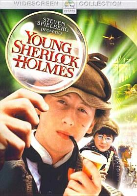 Cover image for Young Sherlock Holmes