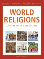 Cover image for World religions : a guide to the essentials