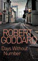Cover image for Days without number