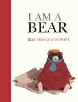 Cover image for I am a bear