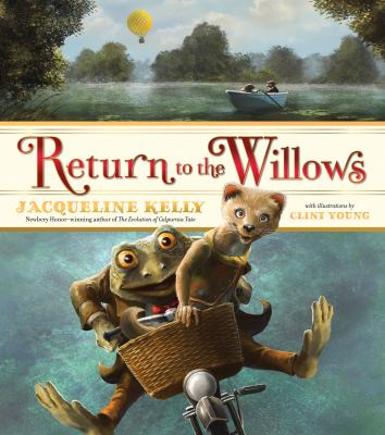 Cover image for Return to the willows BOOK CLUB # 48