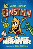 Cover image for Einstein the class hamster