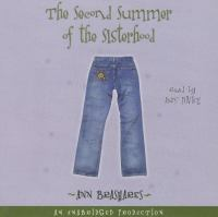 Cover image for The second summer of the sisterhood