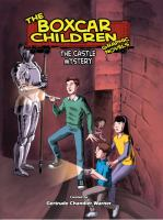 Cover image for The castle mystery