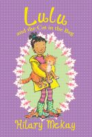Cover image for Lulu and the cat in the bag