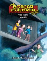 Cover image for Tree house mystery