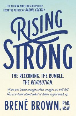 Cover image for Rising strong