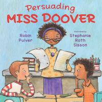 Cover image for Persuading Miss Doover