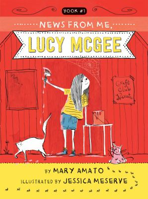 Cover image for News from me, Lucy McGee