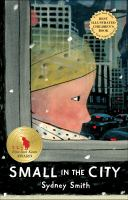 Cover image for Small in the city