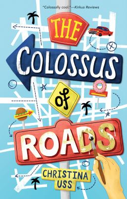 Cover image for The colossus of roads
