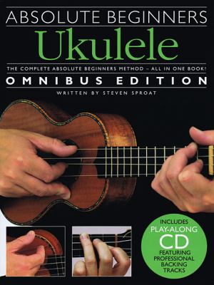 Cover image for Absolute beginners. Ukulele