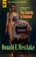 Cover image for The comedy is finished