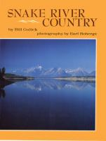 Cover image for Snake River country,