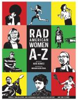 Cover image for Rad American women A-Z