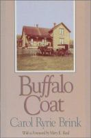 Cover image for Buffalo coat
