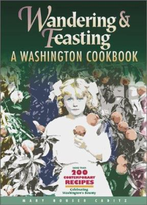 Cover image for Wandering and feasting in Washington