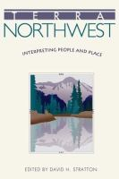 Cover image for Terra Northwest : interpreting people and place