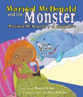 Cover image for Marisol McDonald and the monster