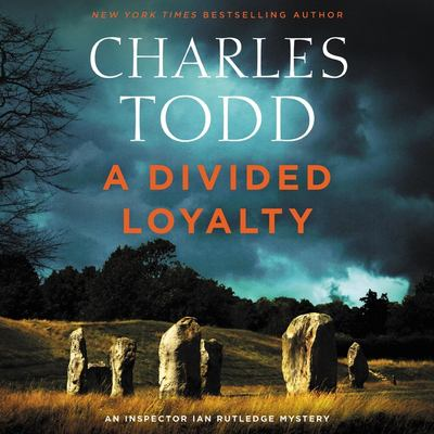 Cover image for A divided loyalty : a novel