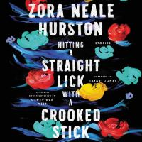 Cover image for Hitting a straight lick with a crooked stick : stories