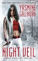 Cover image for Night veil : an Indigo Court novel
