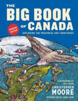 Cover image for The big book of Canada