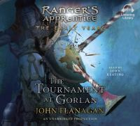 Cover image for Ranger's apprentice : the early years. Book 1, The tournament at Gorlan