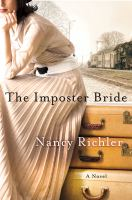 Cover image for The imposter bride