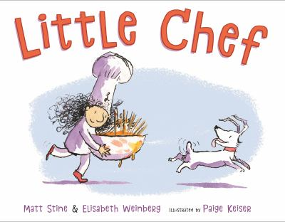 Cover image for Little chef