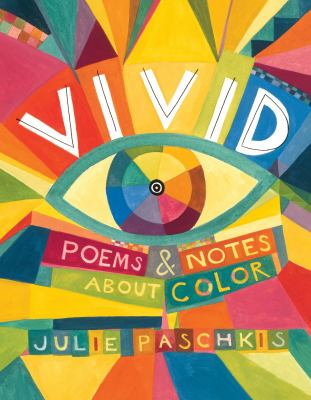 Cover image for Vivid : poems & notes about color