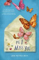Cover image for P.S. I miss you