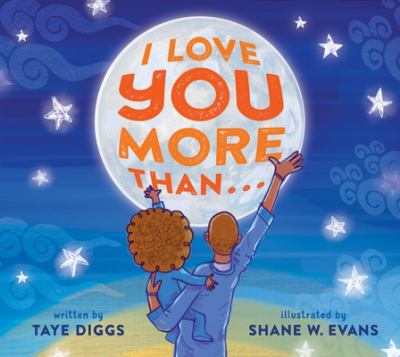 Cover image for I love you more than ...