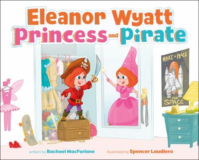 Cover image for Eleanor Wyatt, princess and pirate
