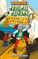 Cover image for Abigail Adams, pirate of the Caribbean