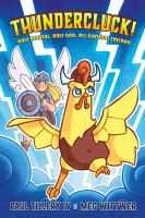 Cover image for Thundercluck!