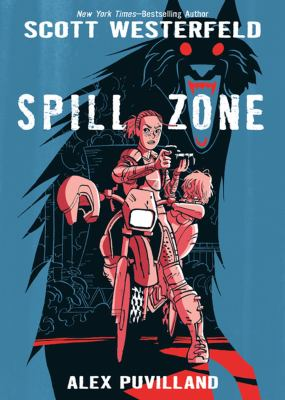 Cover image for Spill zone. [1]